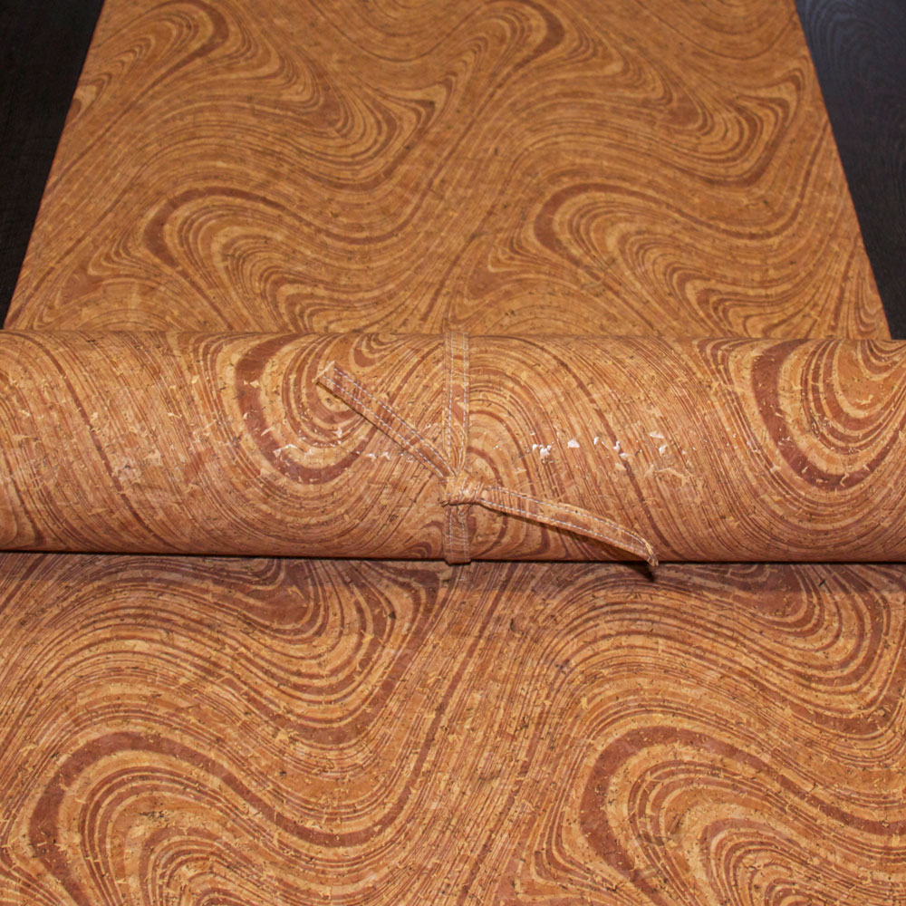 Dune Brown - Limited Edition Cork Yoga Mat